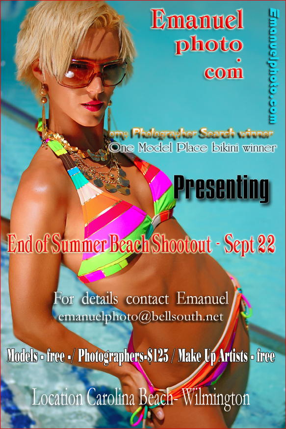 Outer Banks NC Shoot out and Seminar